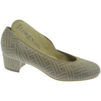 Pantofi Femei Pantofi cu toc Calzaturificio Loren LO60713li grigio