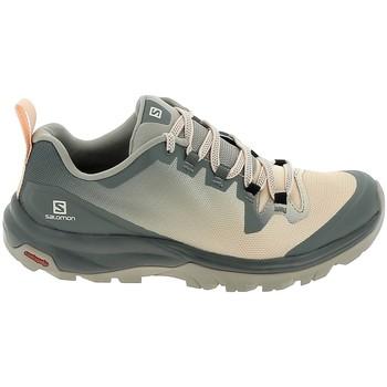 Pantofi Femei Drumetie și trekking Salomon Vaya Gris Saumon Gri