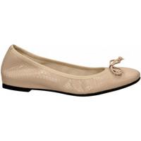 Pantofi Femei Balerin și Balerini cu curea Frau WHIPS nude