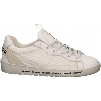 Pantofi Femei Pantofi sport Casual Cromier TECNO NAPPA bianco