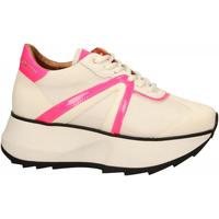 Pantofi Femei Pantofi sport Casual Alexander Smith CHELSEA white-fluo-pink