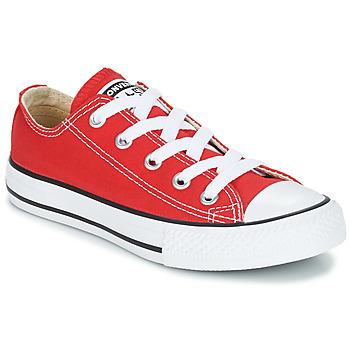 Pantofi Copii Pantofi sport Casual Converse CHUCK TAYLOR ALL STAR CORE OX Roșu
