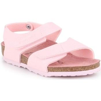 Pantofi Copii Pantofi Oxford  Birkenstock Palu Kids Logo Roz