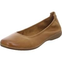 Pantofi Femei Balerin și Balerini cu curea Josef Seibel Fenja 01 Cafenii