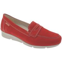 Pantofi Femei Mocasini Mephisto MEPHDIVAro rosso