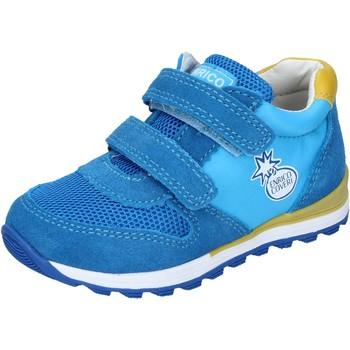 Pantofi Băieți Pantofi sport Casual Enrico Coveri Adidași BN680 Ceresc
