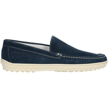 Pantofi Bărbați Mocasini IgI&CO 51113 Blue