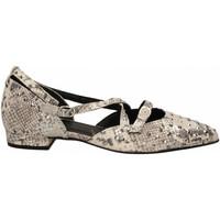Pantofi Femei Balerin și Balerini cu curea Fabbrica Dei Colli AGO roccia