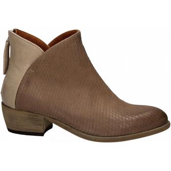 Pantofi Femei Botine Mat:20 GIPSY RIO/WEST pietra-naturale