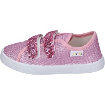 Pantofi Fete Sneakers Enrico Coveri Adidași BN694 Roz