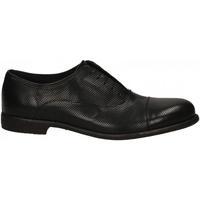 Pantofi Bărbați Pantofi Derby Franco Fedele FORO nero