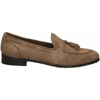 Pantofi Bărbați Mocasini J.p. David CAPRA SCAMOSCIATO fango