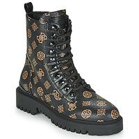 Pantofi Femei Ghete Guess OXANA Negru
