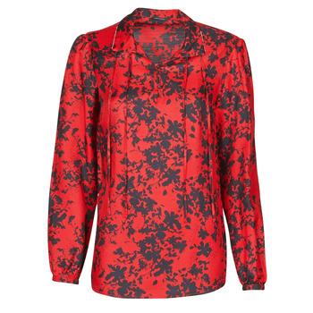 Îmbracaminte Femei Topuri și Bluze Ikks BR13085 Roșu