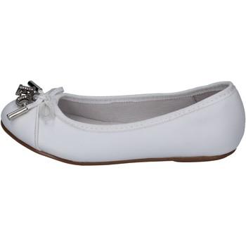 Pantofi Fete Balerin și Balerini cu curea Enrico Coveri Pantofi De Balerină BN702 Alb
