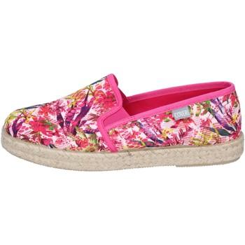 Pantofi Femei Pantofi Slip on Enrico Coveri Adidași BN704 Roz