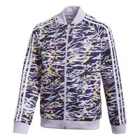 Îmbracaminte Fete Bluze îmbrăcăminte sport  adidas Originals SST TOP Violet