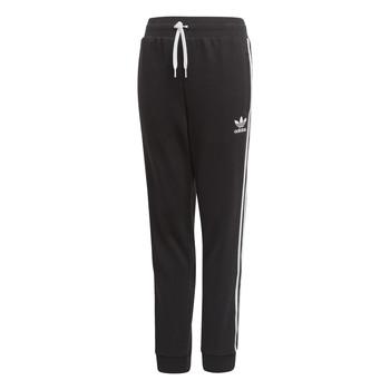 Îmbracaminte Copii Pantaloni de trening adidas Originals TREFOIL PANTS Negru