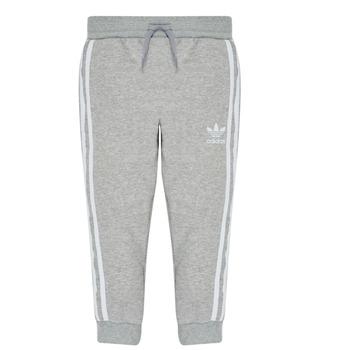 Îmbracaminte Băieți Pantaloni de trening adidas Originals TREFOIL PANTS Gri