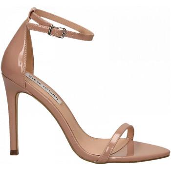 Pantofi Femei Sandale  Steve Madden ABBY PATENT dark-blush