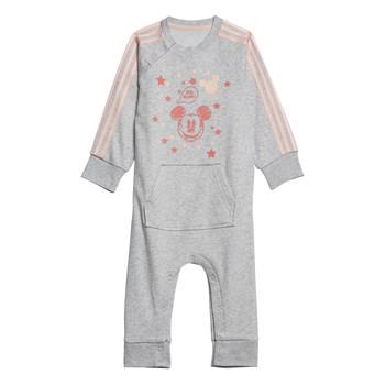 Îmbracaminte Fete Pijamale și Cămăsi de noapte adidas Performance INF DY MM ONE Alb