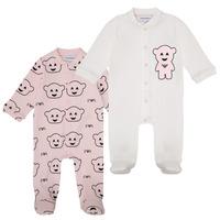 Îmbracaminte Fete Pijamale și Cămăsi de noapte Emporio Armani 6HHV06-4J3IZ-F308 Roz