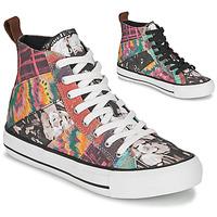 Pantofi Femei Pantofi sport stil gheata Desigual BETA_HERITAGE  multicolor