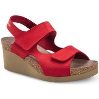 Pantofi Femei Sandale  Mephisto MEPHTINYro rosso