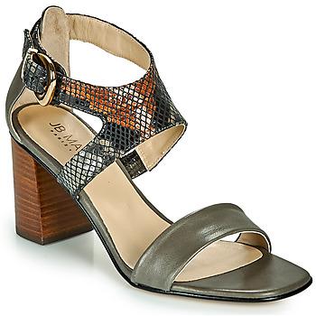 Pantofi Femei Sandale  JB Martin 1NAWELI Olive