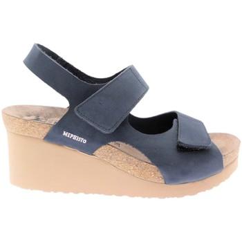 Pantofi Femei Sandale  Mephisto MEPHTINYbl blu