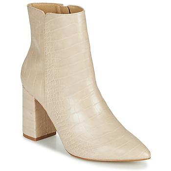 Pantofi Femei Botine Ravel SORIANO Bej