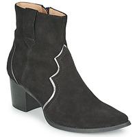 Pantofi Femei Botine Karston APLAX Negru