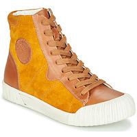 Pantofi Femei Pantofi sport stil gheata Karston OMSTAR Ocru
