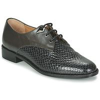 Pantofi Femei Pantofi Derby Karston VENDREDI Negru