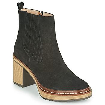 Pantofi Femei Botine Karston GRANI Negru