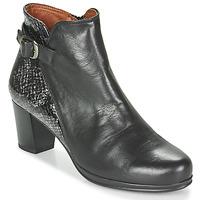 Pantofi Femei Botine Karston TUCKO Negru