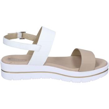 Pantofi Femei Sandale  Tredy's sandali pelle sintetica Beige