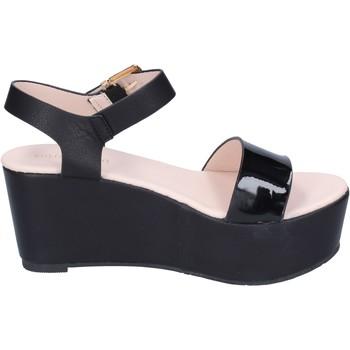 Pantofi Femei Sandale  Solo Soprani BN772 Negru