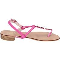 Pantofi Femei Sandale  Solo Soprani BN775 Roz