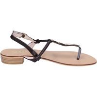 Pantofi Femei Sandale  Solo Soprani BN776 Maro