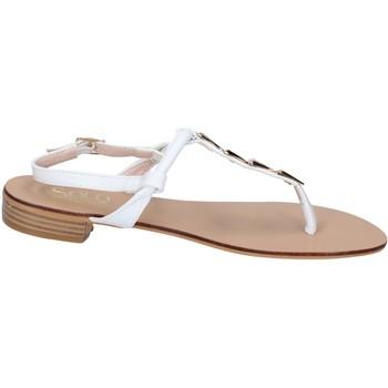 Pantofi Femei Sandale  Solo Soprani BN777 Alb