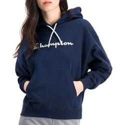 Îmbracaminte Femei Hanorace  Champion Hooded Albastru marim