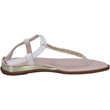 Pantofi Femei Sandale  Solo Soprani BN779 Alb