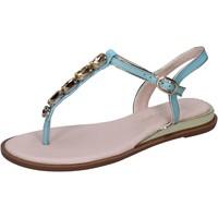 Pantofi Femei Sandale  Solo Soprani BN780 Ceresc
