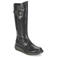 Pantofi Femei Cizme casual Fly London MOL 2 Negru