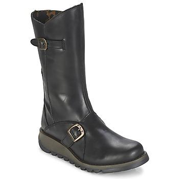 Pantofi Femei Cizme casual Fly London MES2 Negru
