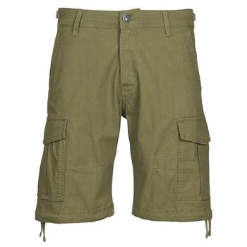 Îmbracaminte Bărbați Pantaloni scurti și Bermuda Jack & Jones JJIALFA Kaki