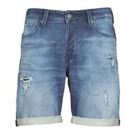 Îmbracaminte Bărbați Pantaloni scurti și Bermuda Jack & Jones JJIRICK Albastru / Medium