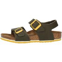 Pantofi Băieți Sandale  Birkenstock 1015754 Green