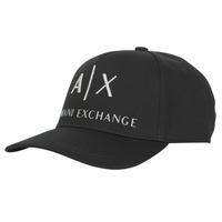 Accesorii textile Bărbați Sepci Armani Exchange 954039-CC513-00020 Negru